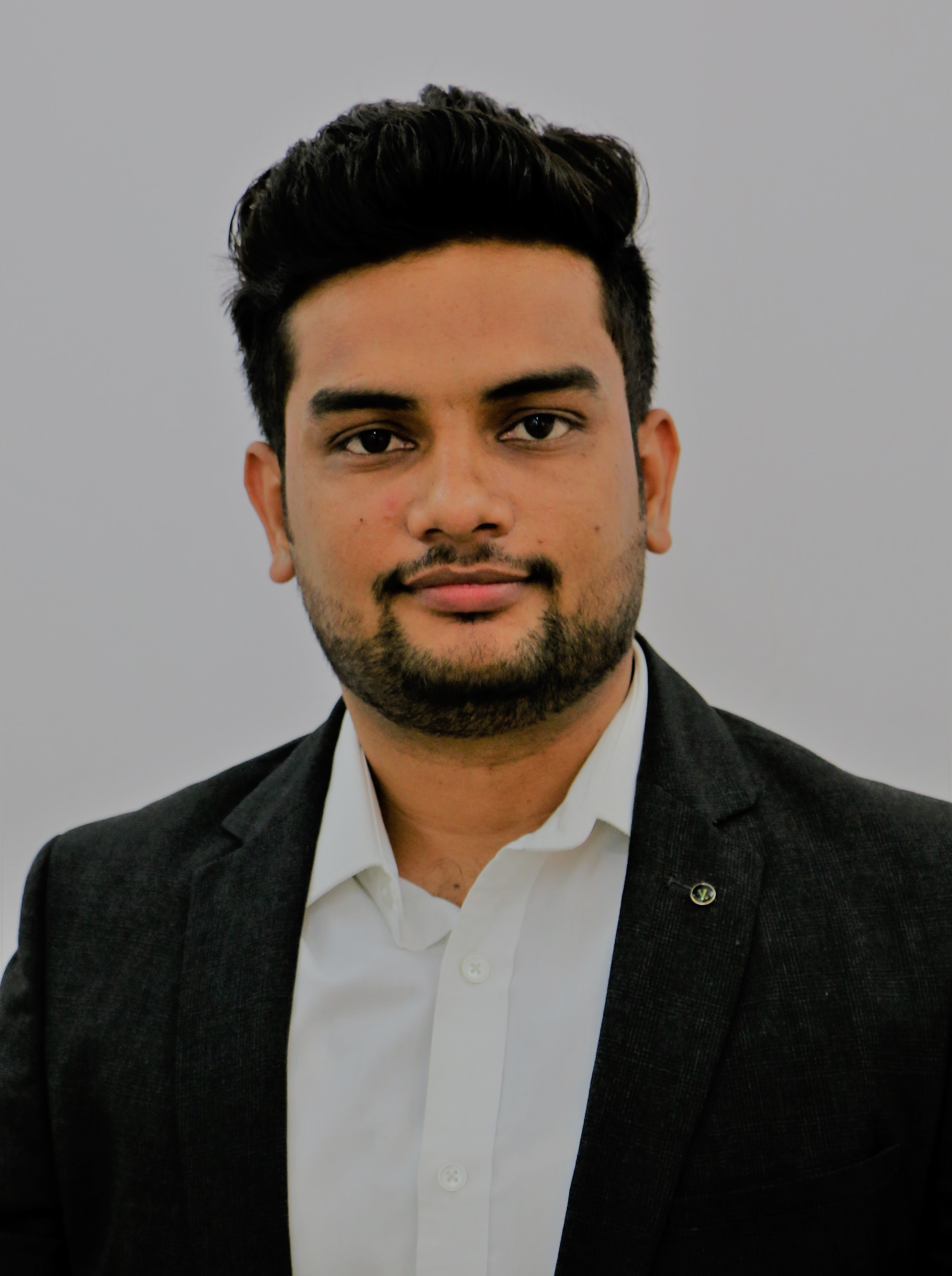 Shivam is a passionate Sales professional with years of experience in different Sales Environment. His zeal for creating value for the clients through consultative selling and helping them solve their business problems via innovative and disruptive solutions is his greatest strength as an entrepreneur.