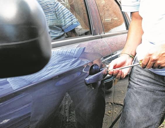 Imagen Así es como se roban los carros en Cali