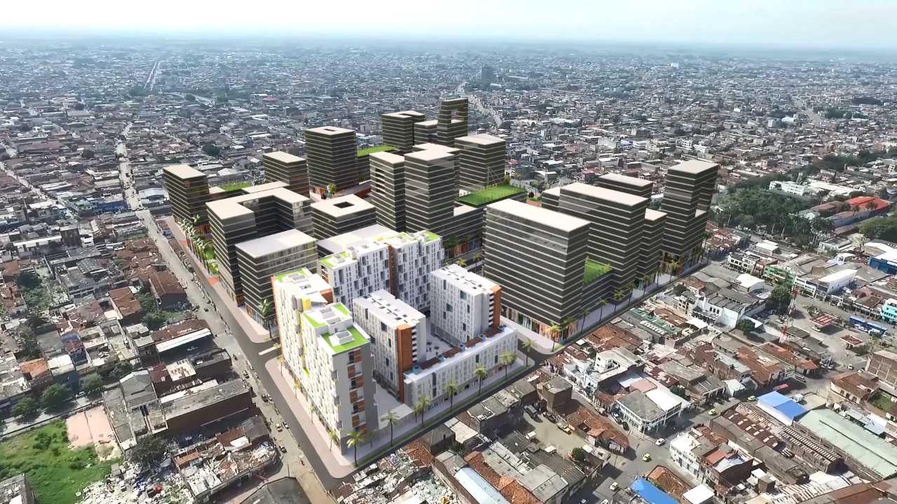Imagen Ciudad Paraíso: ¿por fin despegará el plan para renovar la cara del centro de Cali?