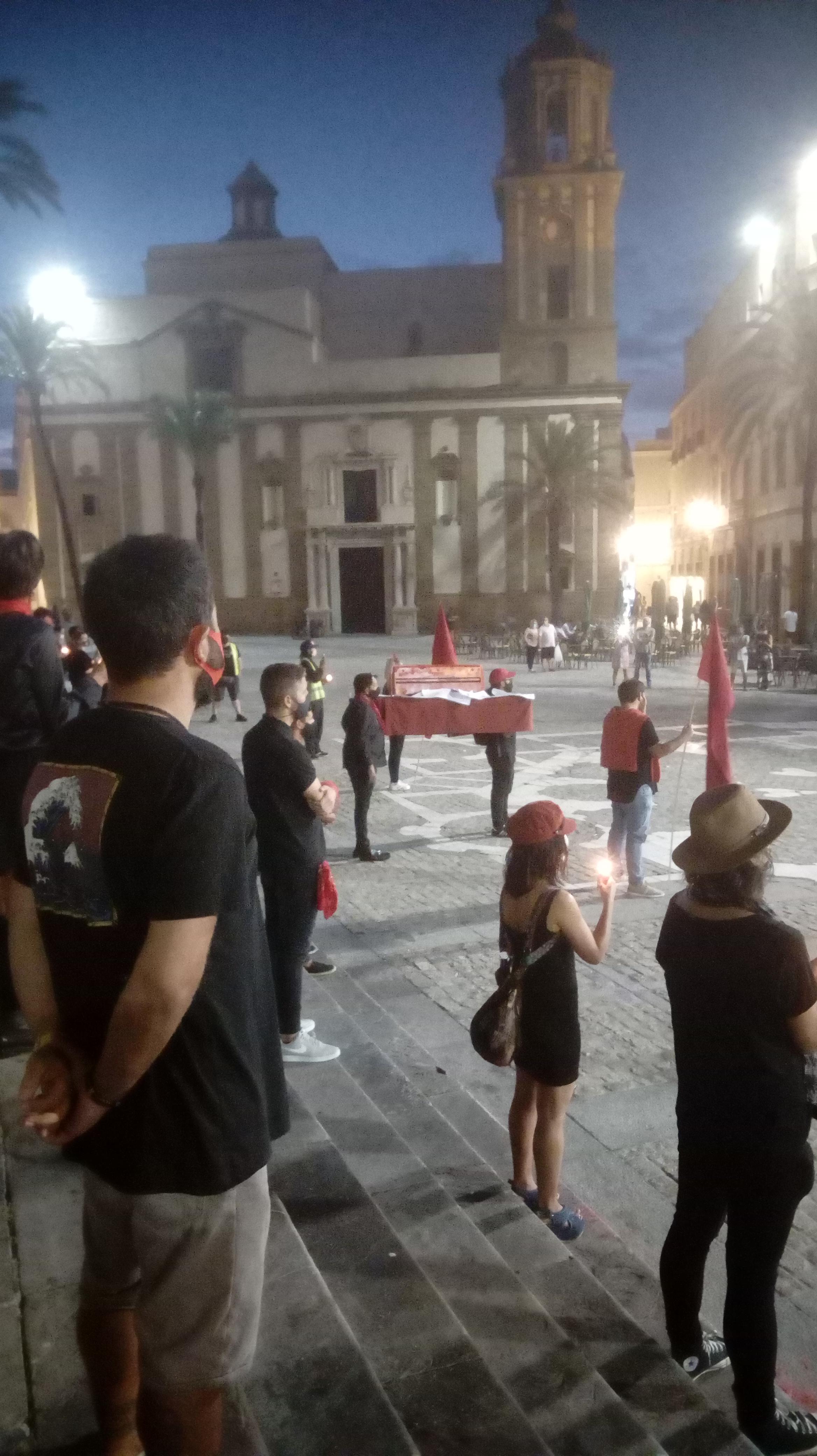 Cádiz, 30-S