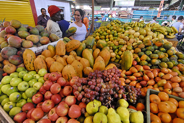 Imagen ¿De dónde vienen los alimentos que más consumen los vallecaucanos?