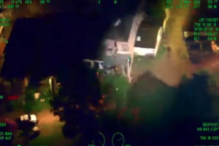 Imagen Video: las impresionantes capturas que ha realizado el 'Halcón' en Cali