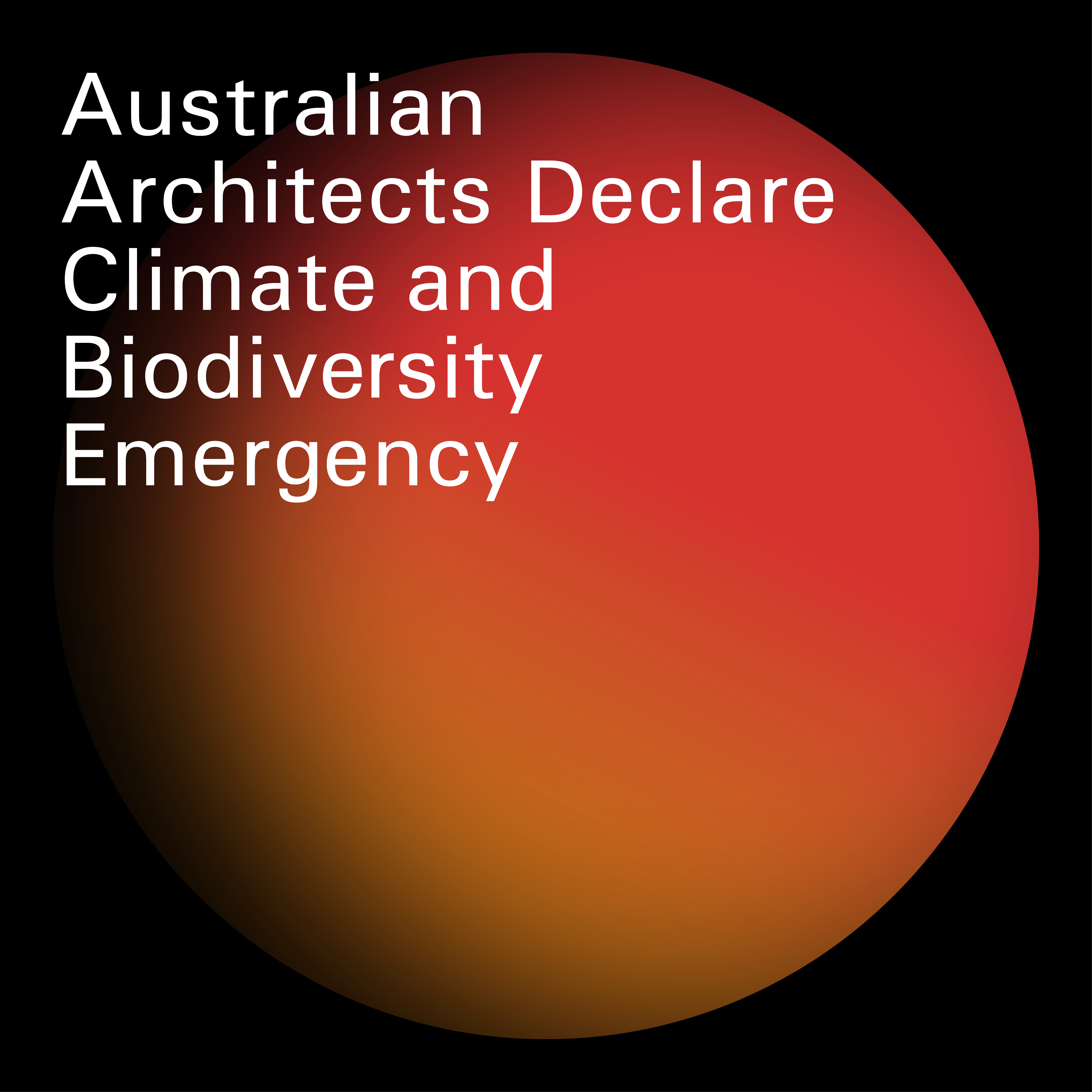 Australian Architects Declare