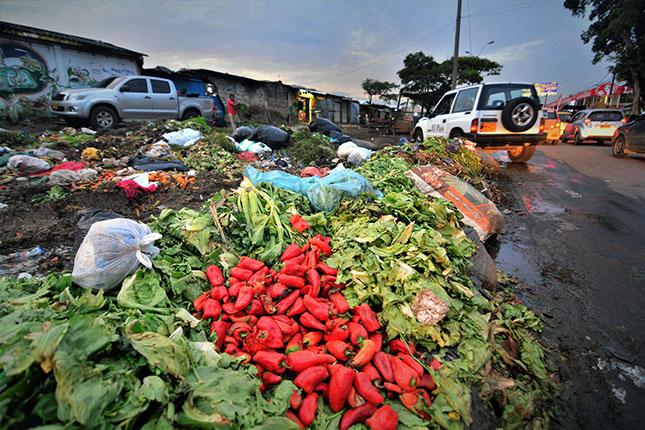 Imagen Las escandalosas cifras del desperdicio de comida en Cali