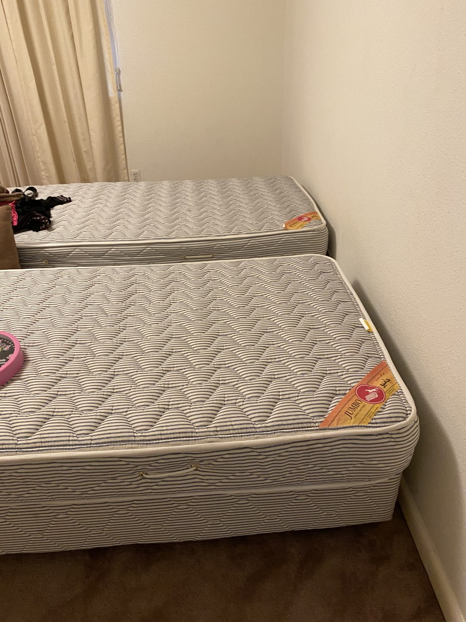 Dining Table, Cot with mattress, Sofa set