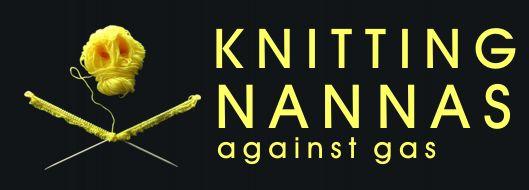 Knitting Nannas Against Gas